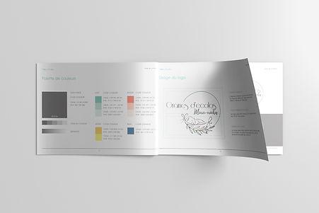 charte graphique save creative graphiste