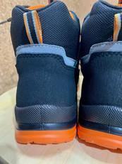 clean heels again