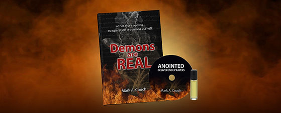 Mark Couch Ministries | Demons Are Real Book