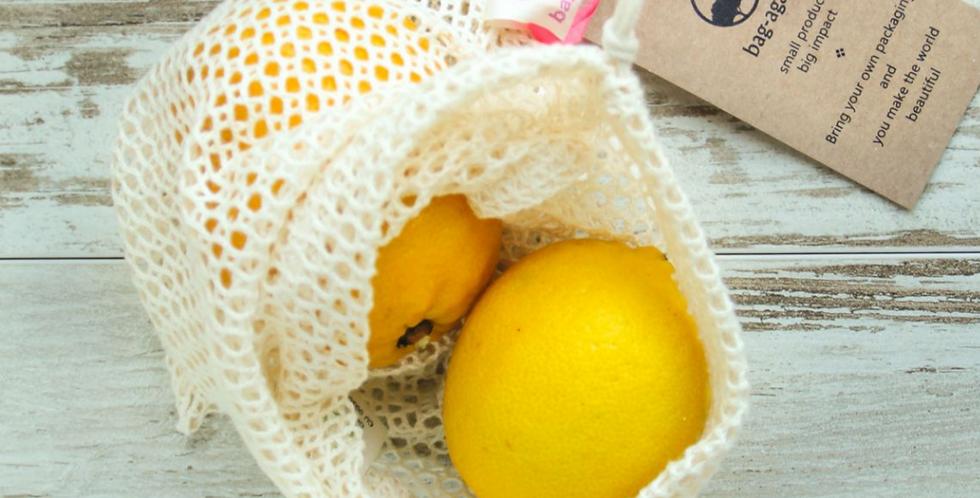 sac réutilisable à fruits et légumes