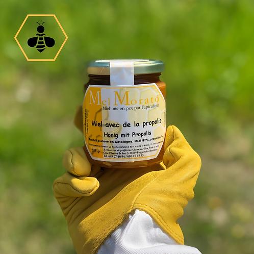 miel à la propolis suisse