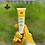 crème pour les mains au miel