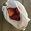 Thumbnail: Sac à fruits & légumes réutilisable en coton L
