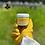 crème nourrissante au miel