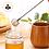 cuillère à miel inox