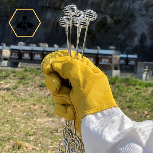 couteau pour miel