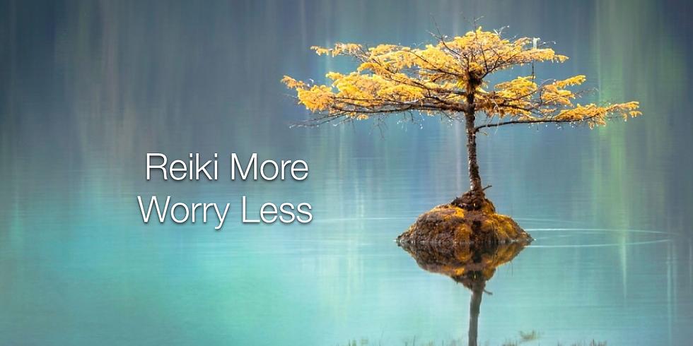 Online Reiki Share Sunday July 12