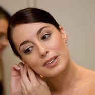Vanessa's Weddign Makeup