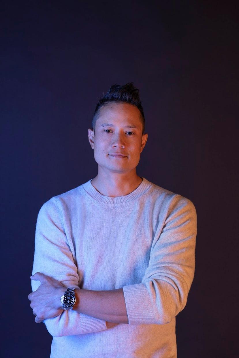 John Nguyen - Paxeros WCCDP Finalist Judge