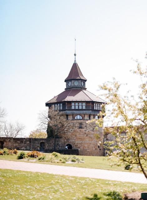 Hochzeitsfotos Esslinger Turm