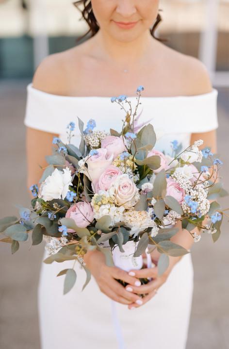 Brautstrauß Hochzeitsfotos
