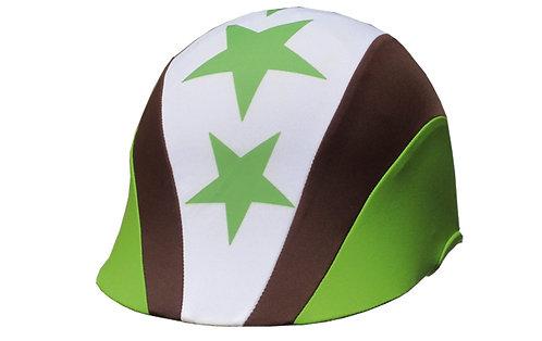 TOP STAR vert et marron