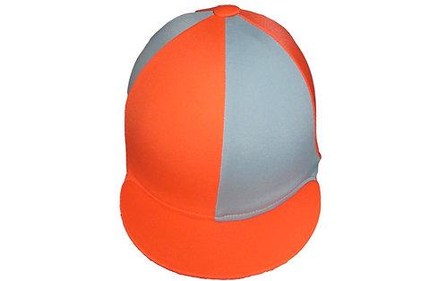 6 QUARTS T orange et gris