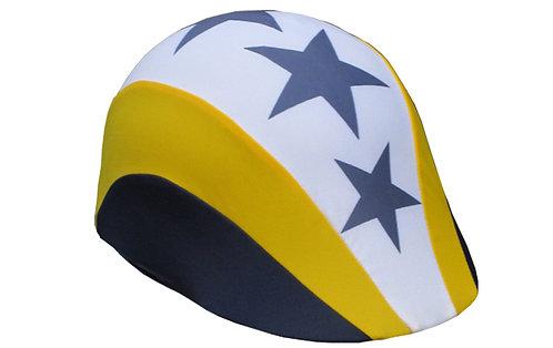 TOP STAR marine et jaune