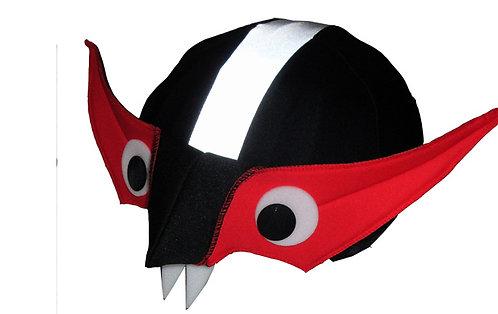 Couvre casque CHAUVE SOURIS