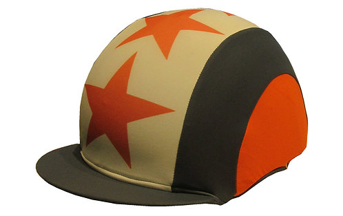 TOP STAR T anthracite et orange