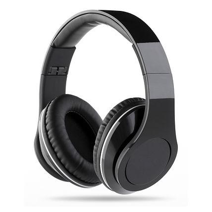 schwarze Kopfhörer