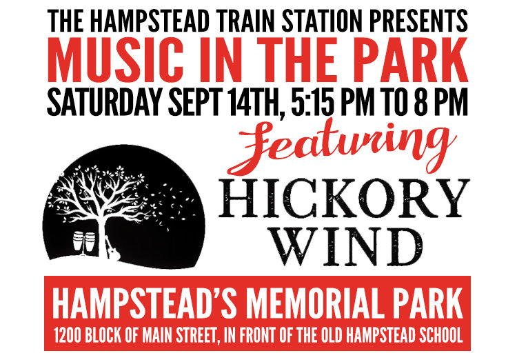 20190914 music in the park ad hickory wi