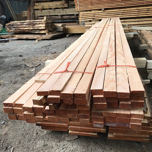 2 x 1 Larch batten