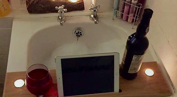 Bath Caddy Promo