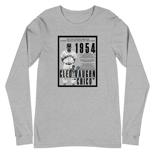 Cleo Vaughn Unisex Long Sleeve Tee