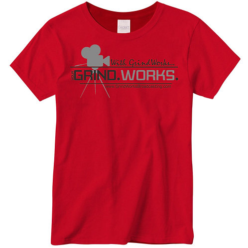 Your Grind Works Women's Tee