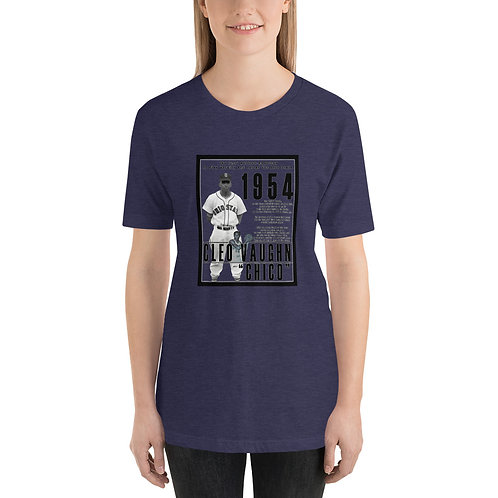 Cleo Vaughn Short-Sleeve Unisex T-Shirt