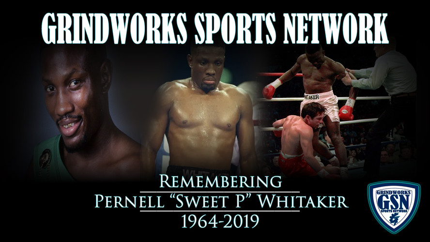 Remembering Pernell Whitaker