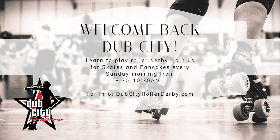 Skates and Pancakes with Dub City