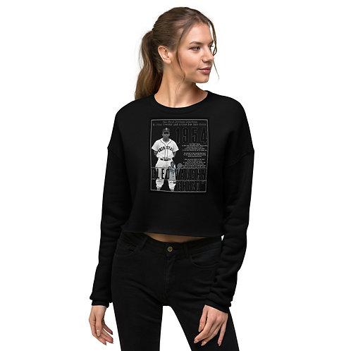Cleo Vaughn Crop Sweatshirt