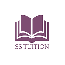 Logo - Transparent - Purple - SS Tuition