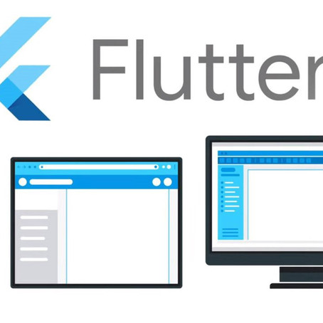 App development using flutter