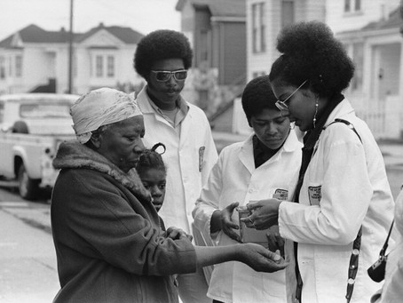 COVID19 ou l'urgence de développer la santé communautaire chez les noirEs de France !