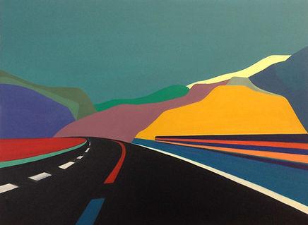 Yeni Hayat dizisi tabloları - Yol
