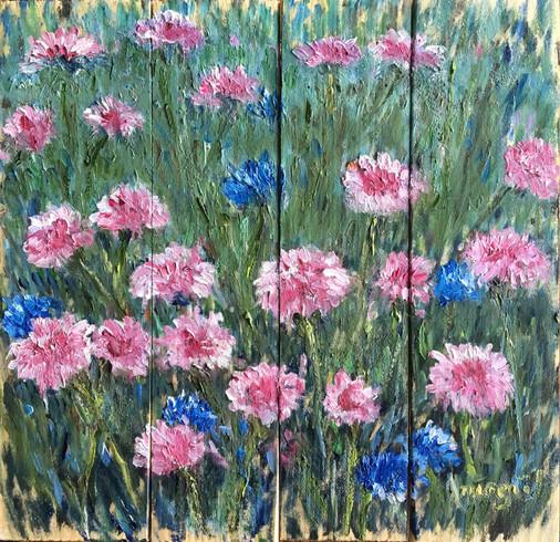 Çiçek Tarlası