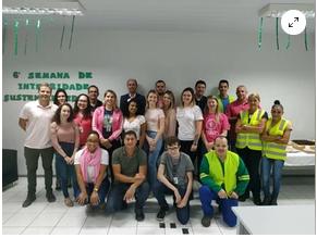 UVS Essencis Joinville | 6ª Semana de Integridade e Sustentabilidade