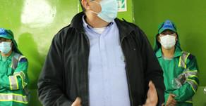 Gerencia General de Innova Ambiental realizó Labores de Inspección de Seguridad