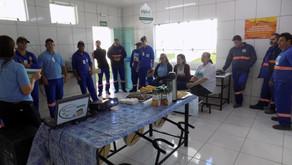 SÃO GABRIEL SANEAMENTO realiza abertura da 2ª Semana de Integridade Solví com o café de integride