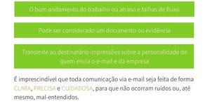 Manual de Boas Práticas: E-mail Corporativo