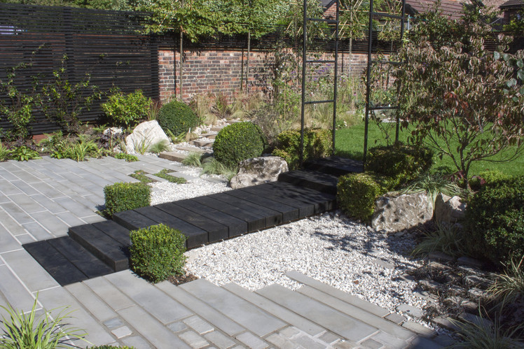 Urban Conservation Area Garden