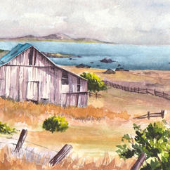 Barn by the Bay