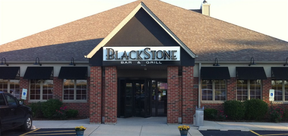 Blackstone Bar Amp Grill 600 E Veterans Pky Yorkville Il