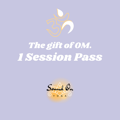 "The Gift Of ""OM"""
