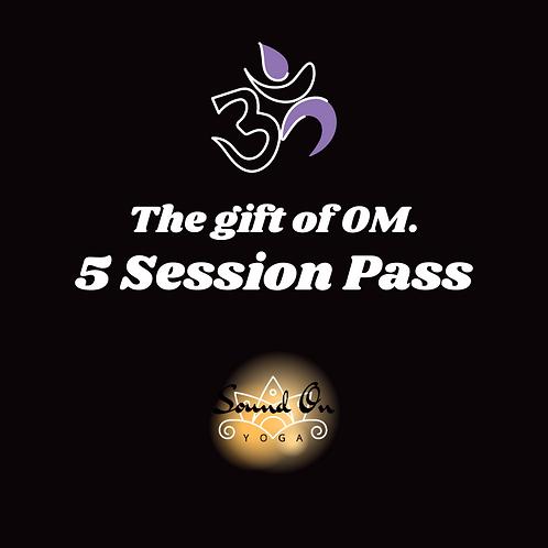 "The Gift Of ""OM"""