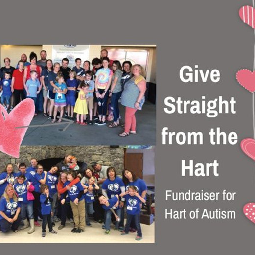 Give Straight from the Hart