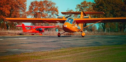 Полеты на самолете, Аэропракт 36