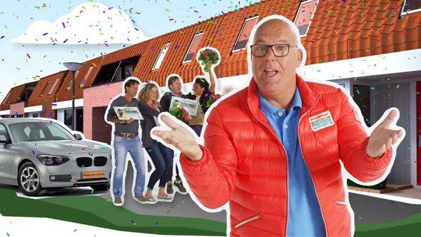 Postcode loterij Straatprijs