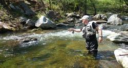 Stéphane Pantanacce guide de pêche