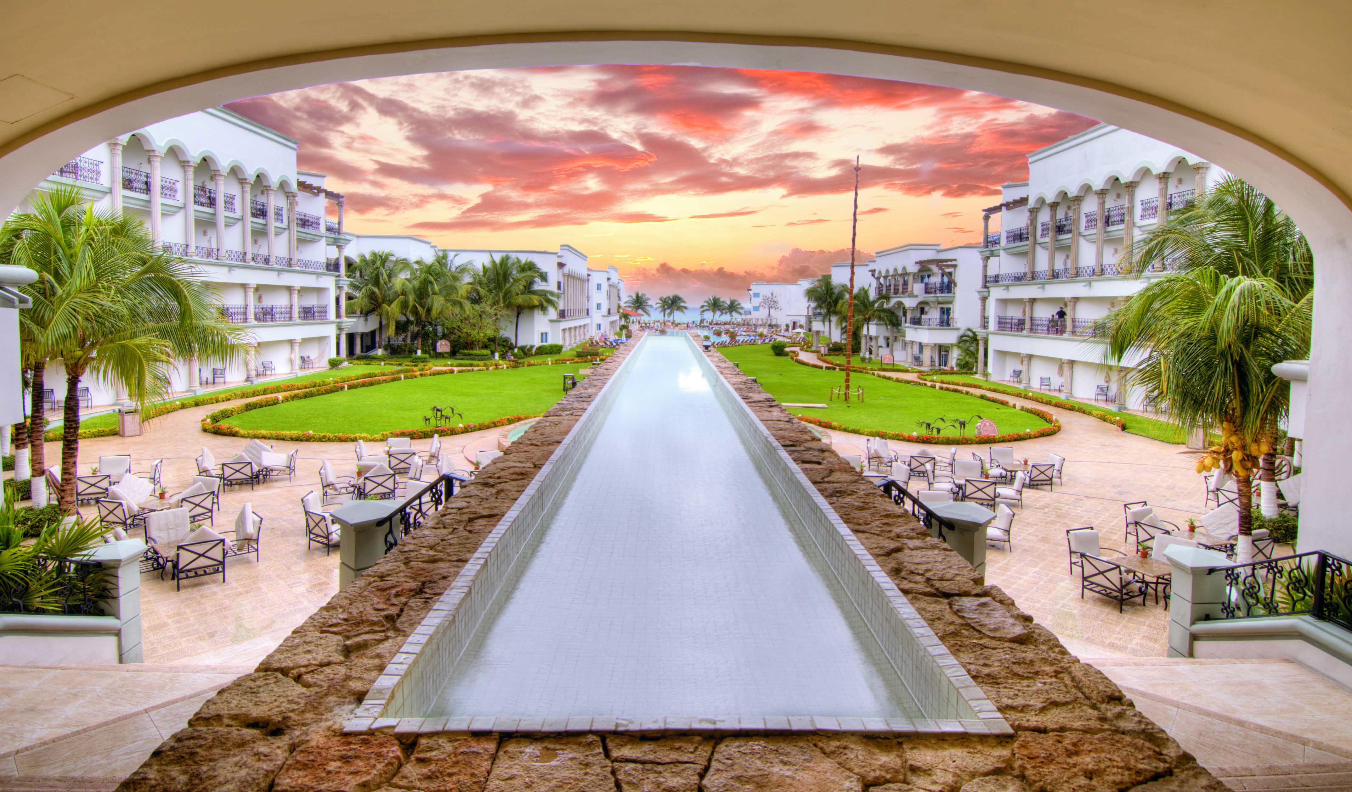 HOTEL 5 ESTRELLAS PLAYA DEL CARMEN