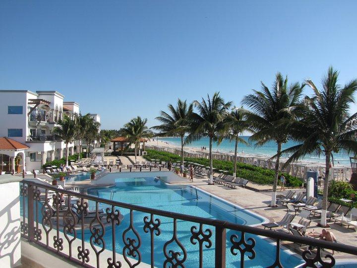 Vista Hotel 5 estrellas Playalorette